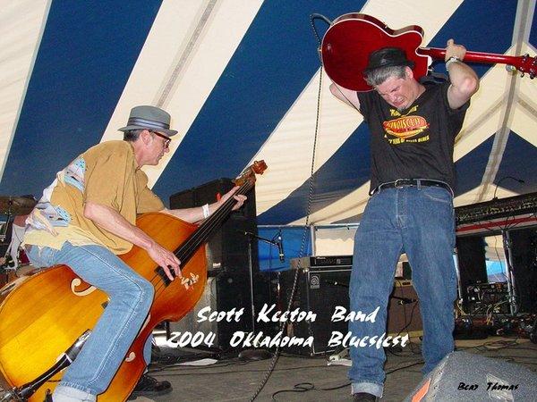 Scott Keeton