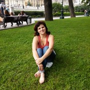 Дарья Цветкова on My World.
